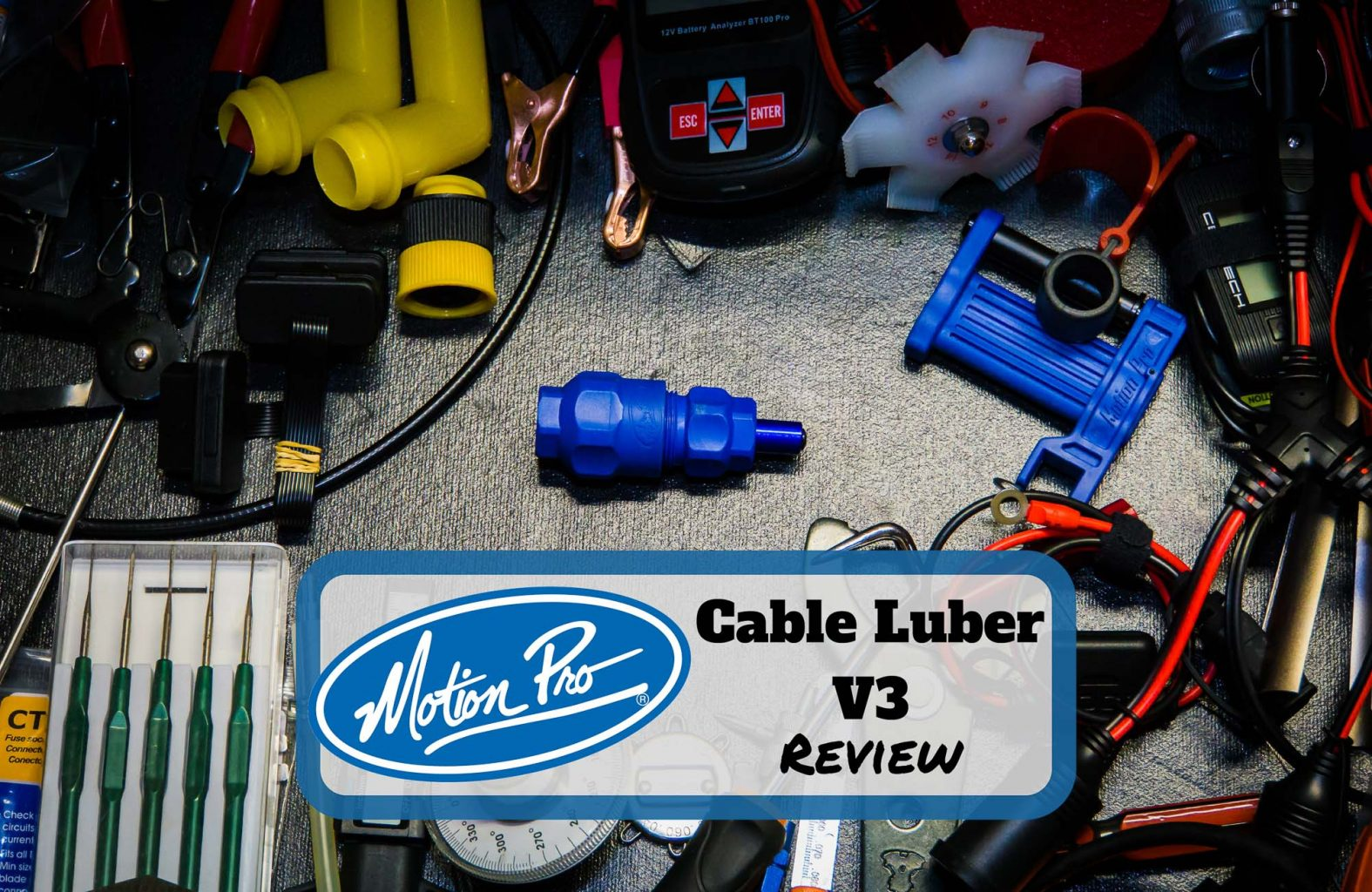 Motion Pro Cable Luber V3 Review - Title Thumbnail